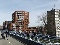 Heijmans ontwikkelt 252 appartementen in Kanaleneiland