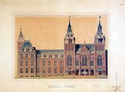 Samenwerking Het Nieuwe Instituut en Rijksmuseum