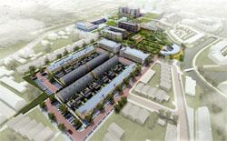 Dunavie levert woningen Rijnsburg op