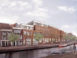 Mecanoo ontwerpt ROC ID College Leiden