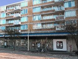 Kroonenberg verhuurt winkelruimte aan Bergweg Rotterdam aan Lidl