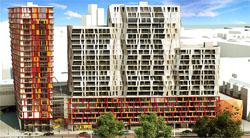Drie nieuwe huurders voor Calypso Rotterdam