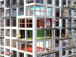 109 miljoen voor CBRE Dutch Residential Fund