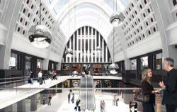 Luxe wonen en winkelen in Post Rotterdam