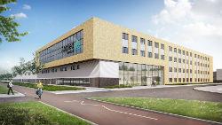 Nieuw kantoor Applied Medical in Amersfoort