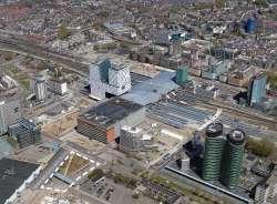 Utrecht start tender voor ontwikkeling Stationsgebied