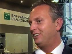 Posthumus CEO BNP Paribas RE Advisory Netherlands