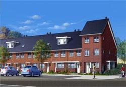 Bouwfonds levert 300 woningen op in Sliedrecht
