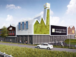 Vergunning voor Amsterdam The Style Outlets