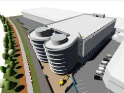 Bouw multifunctioneel parkeergebouw RAI begonnen