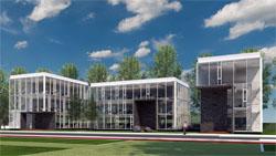 Heilijgers begint bouw kantoorpaviljoens Zuidas