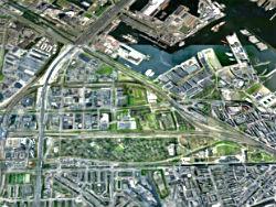 Groen licht voor 10.000 extra woningen Sloterdijk