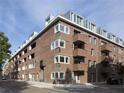 Ymere realiseert 157 woningen Amsterdam-Oost
