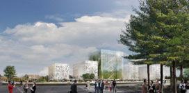 Begin bouw permanent onderkomen ICC Den Haag
