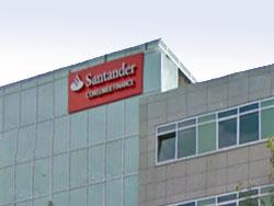 Santander Consumer Finance verlengt huurcontract