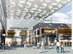 Bever huurt 1.845 m2 op Gelderlandplein