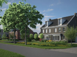 Overeenkomst voor 380 woningen in Dalem-Noord Tilburg