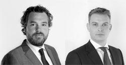 Fabian Horsting en Lasse van Waegeningh naar Six Advocaten