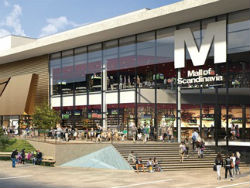 Mall of Scandinavia in Stockholm kostte 640 miljoen