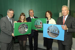 StiB Award uitgereikt aan gemeente Zaandam