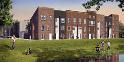 Meer woningen en minder sociale huur Veemarkt