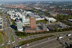 Sanders Meubelstad Utrecht : Bouw complex winthontlaan utrecht van 43.000 m2 vastgoedmarkt
