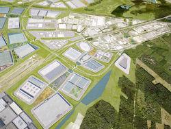 Limburg en Brabant blijven logistieke hotspots