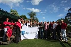 Geerd Simonis wint Vastgoedmarkt Golf Trophy 2011