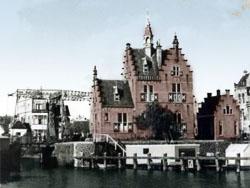 Herbouw Havenkantoor Zaandam