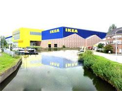 Ikea uiterlijk 2019 in Leiderdorp en Zaanstad