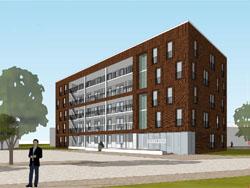 SWZ bouwt 25 appartementen in Dieze-Oost
