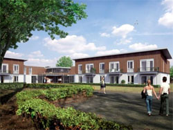 Nieuwbouw verzorgingshuis Frion begint