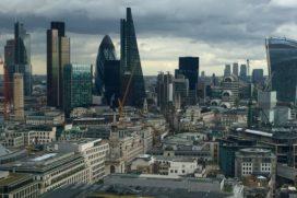 Huurprijzen kantoren Londen blijven dalen