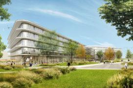 OVG en G&S leveren nieuw kantoor van ING op