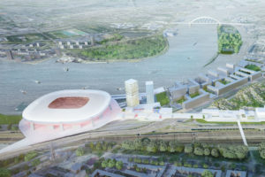 Feyenoord wil 30 miljoen extra ophalen voor stadion