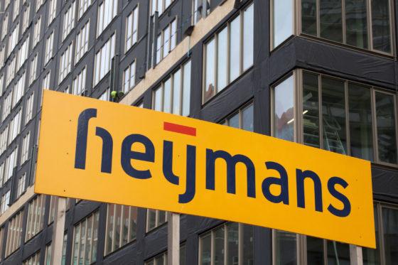 Heijmans verbouwt Rotterdams belastingkantoor