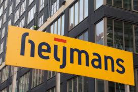 Heijmans voelt druk op woningmarkt