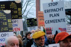 Gemeenteraad Amsterdam verlaagt erfpachtcanon