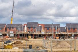 Veel nieuwbouwwoningen verkocht