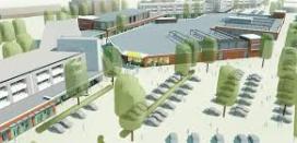 Uitbreiding en renovatie winkelcentrum Deventer