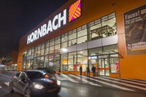Hornbach positiever over jaar