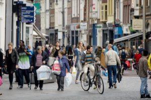 Augustus goede maand voor retailers