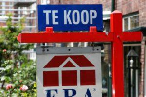 Aantal woningverkopen blijft dalen