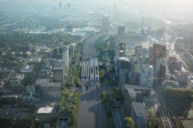 Waardegroei kantoren Amsterdam hoogst ter wereld
