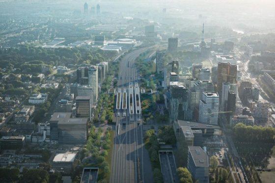Kantoorgebruikers gaan te duur Amsterdam mijden