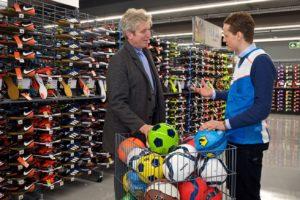 Decathlon denkt aan verdubbeling winkelbestand