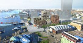 Bouwstart 700 woningen NDSM-werf Amsterdam
