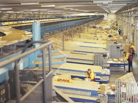 DHL huurt  kantoorruimte in Eindhoven