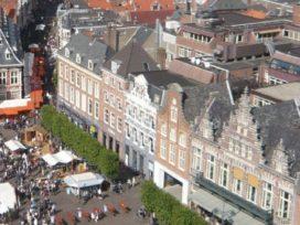 College Haarlem kiest voor groene bereikbare stad