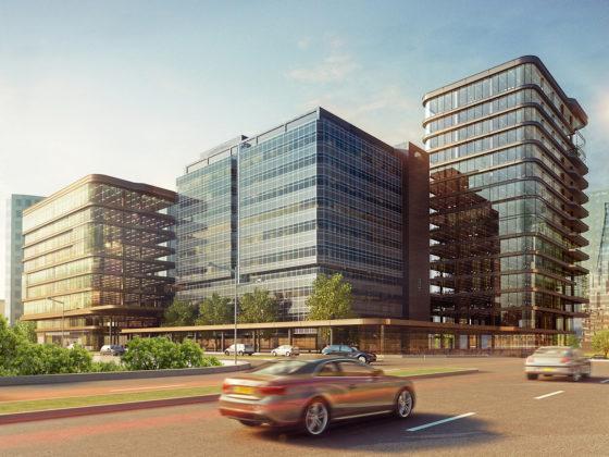 Huren kantoren Amsterdam 12,5 procent hoger in twee jaar
